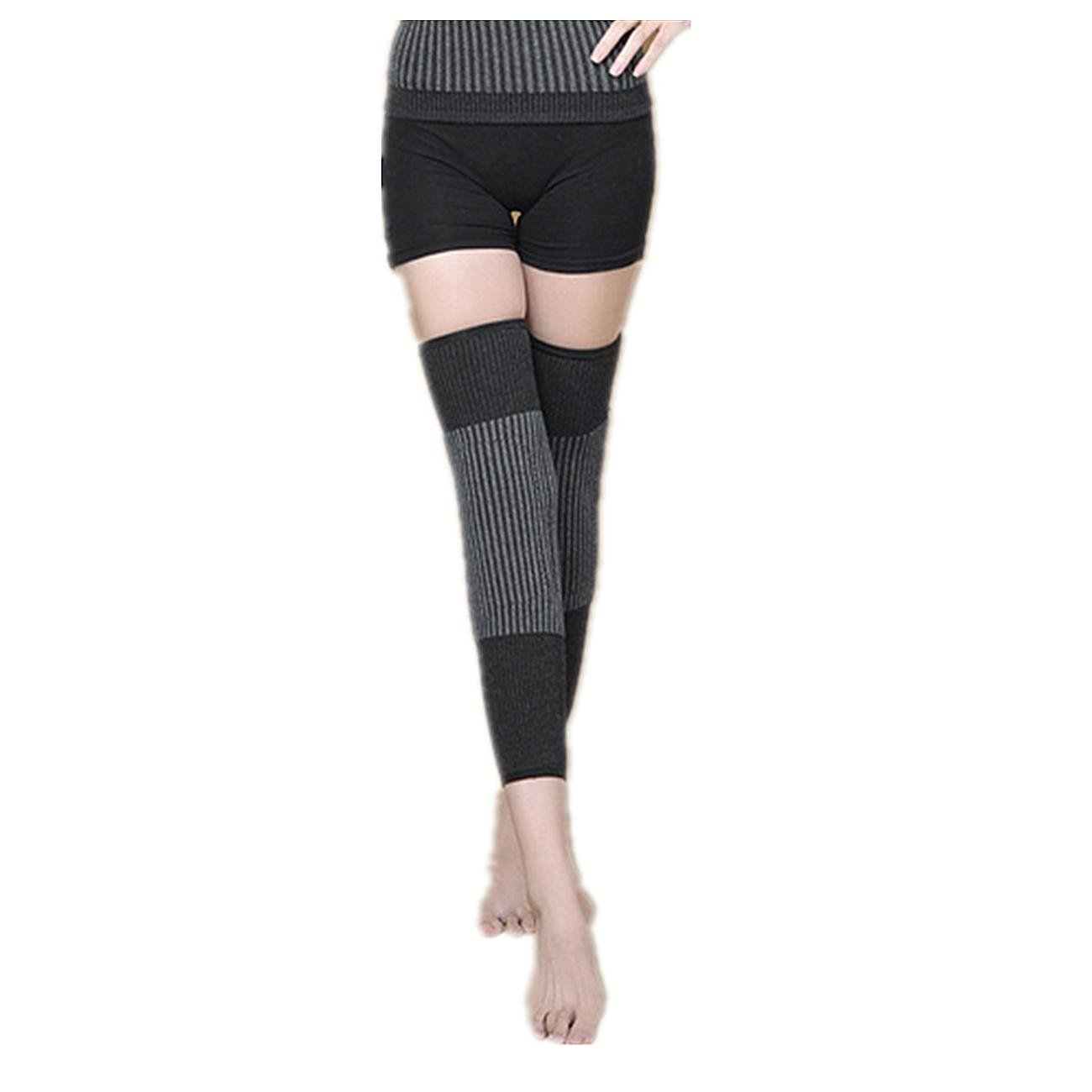 Kneepad Winter Sports Cashmere Thick Warm Outdoor Protection