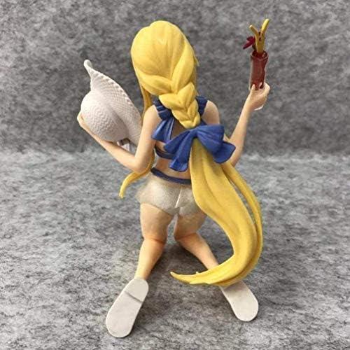 XVPEEN Model Anime Karakter Figuur Zwaard Art Online Alice Zomer Badmode 13.5Cm Handgemaakte Model Standbeeld Doos Pvc Cartoon Beeldhouwkunst Gift