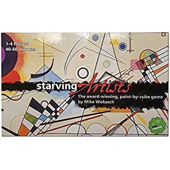 Starving Artists Game by Fairway 3 Games, LLC