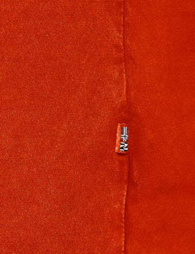 Uomo Napapijri A60 Red orange Polo Egegik Rosso pxxUgPwBq
