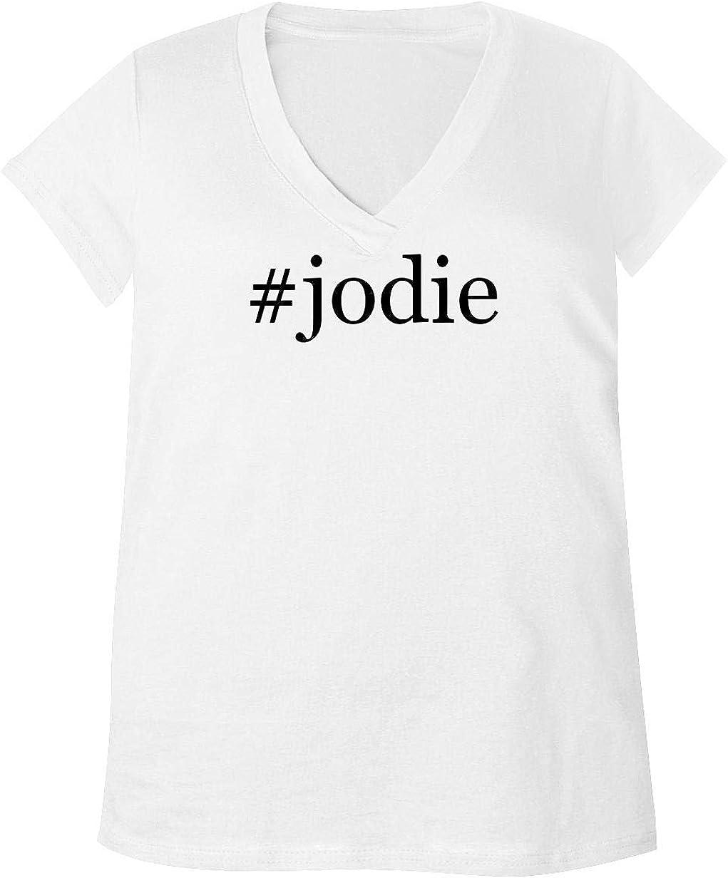 #Jodie - Adult Bella + Canvas B6035 Women'S V-Neck T-Shirt