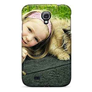 Shock-dirt Proof Dog Tired Case Cover For Galaxy S4