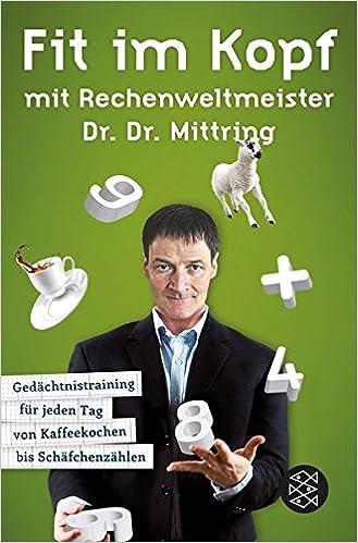 Book Fit im Kopf mit Rechenweltmeister Dr. Dr. Mittring