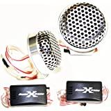 SoundXtreme TW120 Tweeters 400W Max Power w/ Crossovers