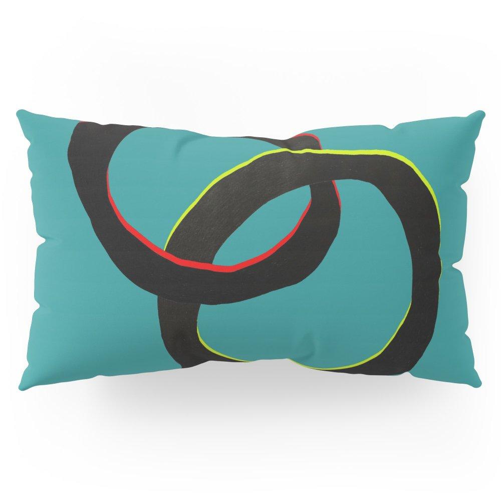 Society6 O2 Pillow Sham King (20'' x 36'') Set of 2