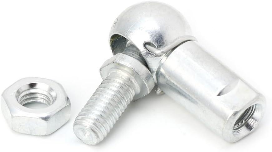 JOYKK M6 Flexible Right Hand Rod End Ball Bearing Carbon Steel Bearing 1# CS8