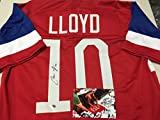 Carli Lloyd Autographed Signed TEAM USA Soccer Custom Jersey GTSM Lloyd Player Hologram