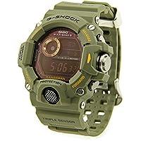 Reloj elegante de la serie G de Casio G-Shock Rangeman - Verde /Talla única