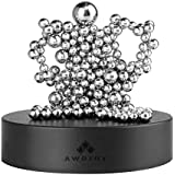 SPOLEY Desk Decor Base Magnetic Sculpture Toys for Intelligence Development and Stress Relief