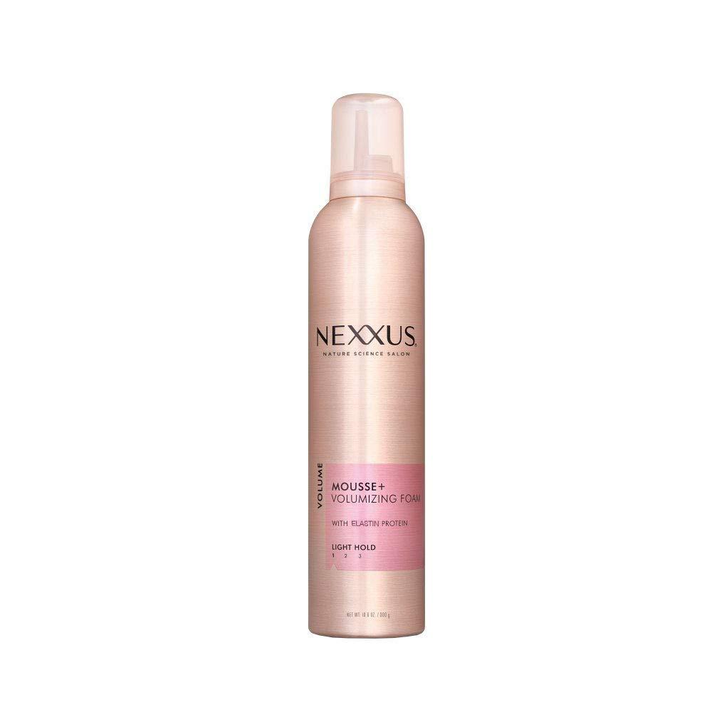 Nexxus Mousse Plus Volumizing Foam, for Volume, 10.6 oz : Hair Styling Foams : Beauty