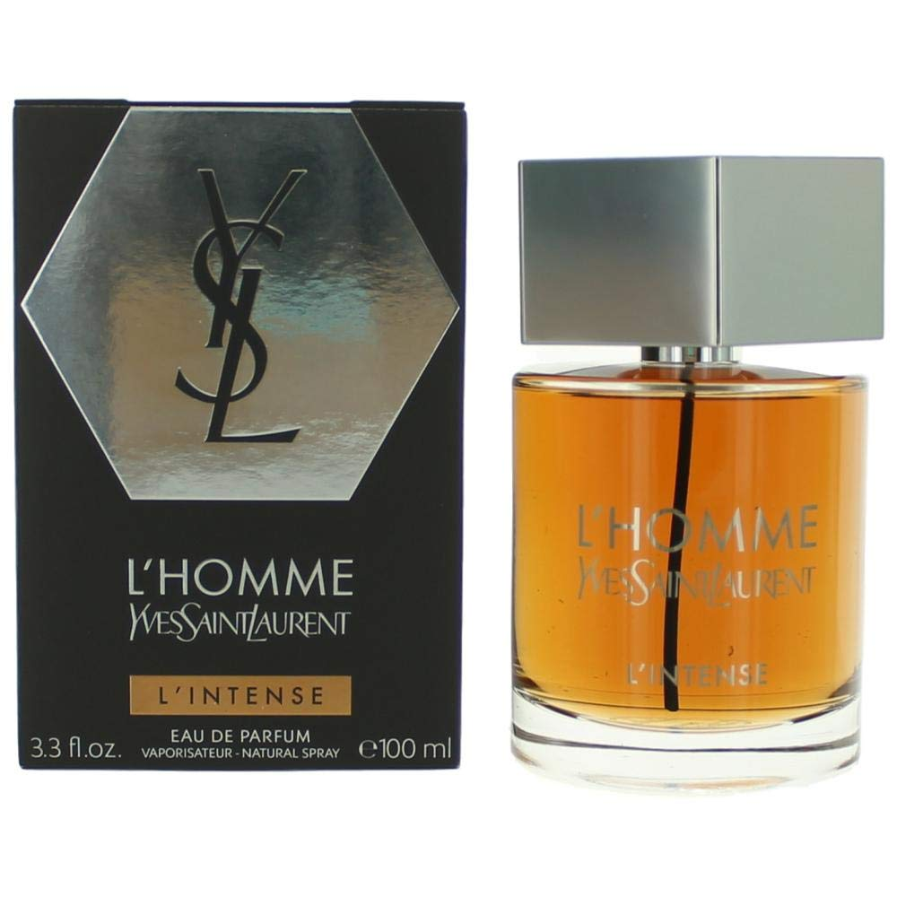 YSL L'HOMME PARFUM INTENSE by Yves Saint Laurent 3.3 Ounce Men Cologne Spray