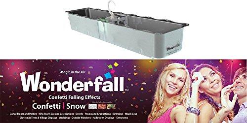 (Wonderfall Custom Snow and Confetti)