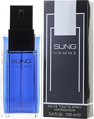 SUNG by Alfred Sung EDT SPRAY 3.4 OZ for MEN ---(Package Of 6)