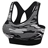 Best Bra For Small Busts - Mirity Women Racerback Sports Bras - High Impact Review