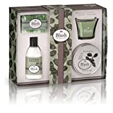 Eucalyptus Bath And Body Gift Set For Women - Natural Ingredients With Pure Essential Oils. Relaxation & Luxury Skin ...