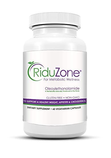 RiduZone Supplement for Healthy Weight - 60 Capsules/Bottle  Important  Notice: for