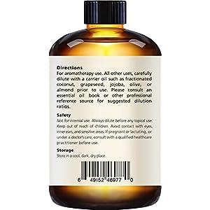 Del Mar Naturals Peppermint Oil, Pure & Natural, Therapeutic Grade Peppermint Essential Oil, 2 fl oz