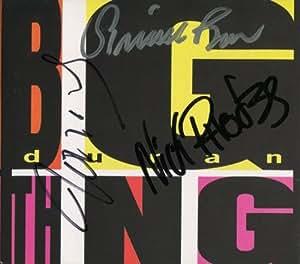 Duran Duran firmado álbum de CD + certificado de autenticación 100% auténtica