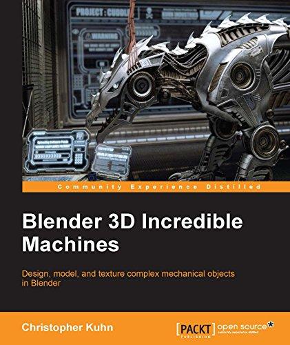 Blender 3D Incredible Machines (Blender Software)