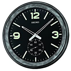 Seiko QXA627KLH Wall Japanese Quartz Wall Clock