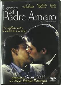 El crimen del Padre Amaro [DVD]: Amazon.es: Gael Garcia
