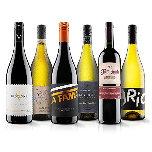 Top Selling Customer Favourites, Mixed Wine Case (Case Of 6) – Virgin Wines