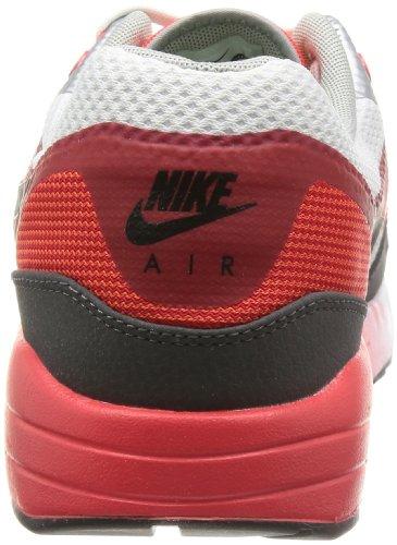 Nike Heren Air Max 1 C2.0 Loopschoen Wit / Zwart-lt Crimson-drk Spel