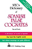 img - for NTC's Dictionary of Spanish False Cognates book / textbook / text book