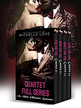 Quartet by [Love, Michelle]