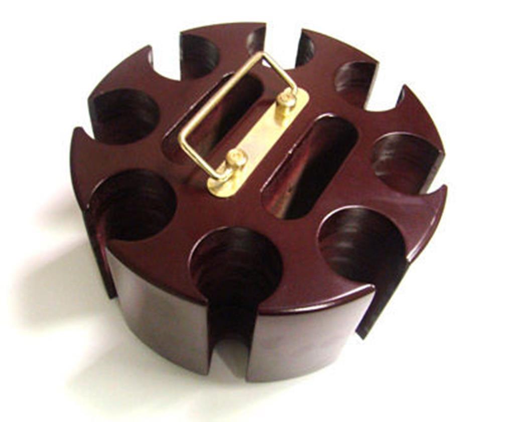 Brybelly 200 Holdings CAS-200W 200 Ct Wooden Carousel Ct Carousel Chip Storage Unit B00B5UCSAY, NEXT51:a3f108d6 --- 2017.goldenesbrett.net