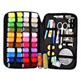 INNOCHEER Sewing Kit With 97 Sewing Accessories, 24 Spools Of Thread -24 Color, Mini Sewing Kits For Beginners, Traveler, Emergency, Whole Family To Mend And Repair