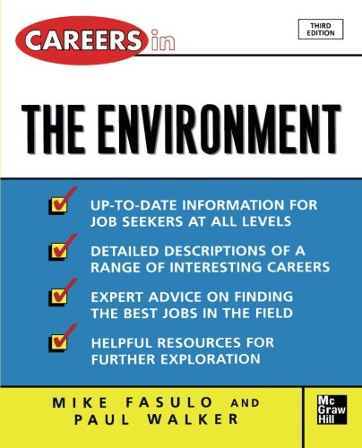 Careers in the Environment (Careers in…Series)