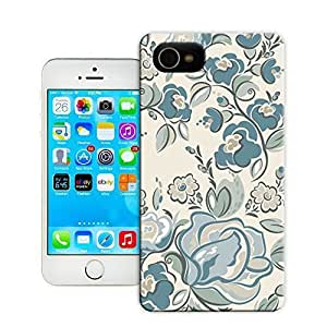THYde Unique Phone Case Flowers are blooming plain canvas Hard Cover for iPhone 5c cases-buythecase ending