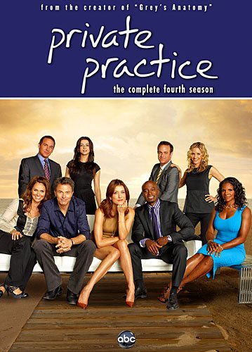 UPC 786936812008, Private Practice: Season 4