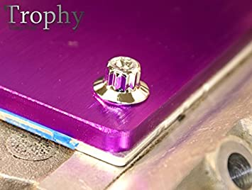Massive Trophy GM LS Valley Cover Plate Solid Knock Sensor Eliminate Carb EFI LS 1 2 3 6 4.8 5.3 5.7 6.0 X Gloss Black