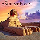 Ancient Egypt 2020 12 x 12 Inch Monthly Square Wall Calendar, Travel Egypt Pyramids Cairo Giza