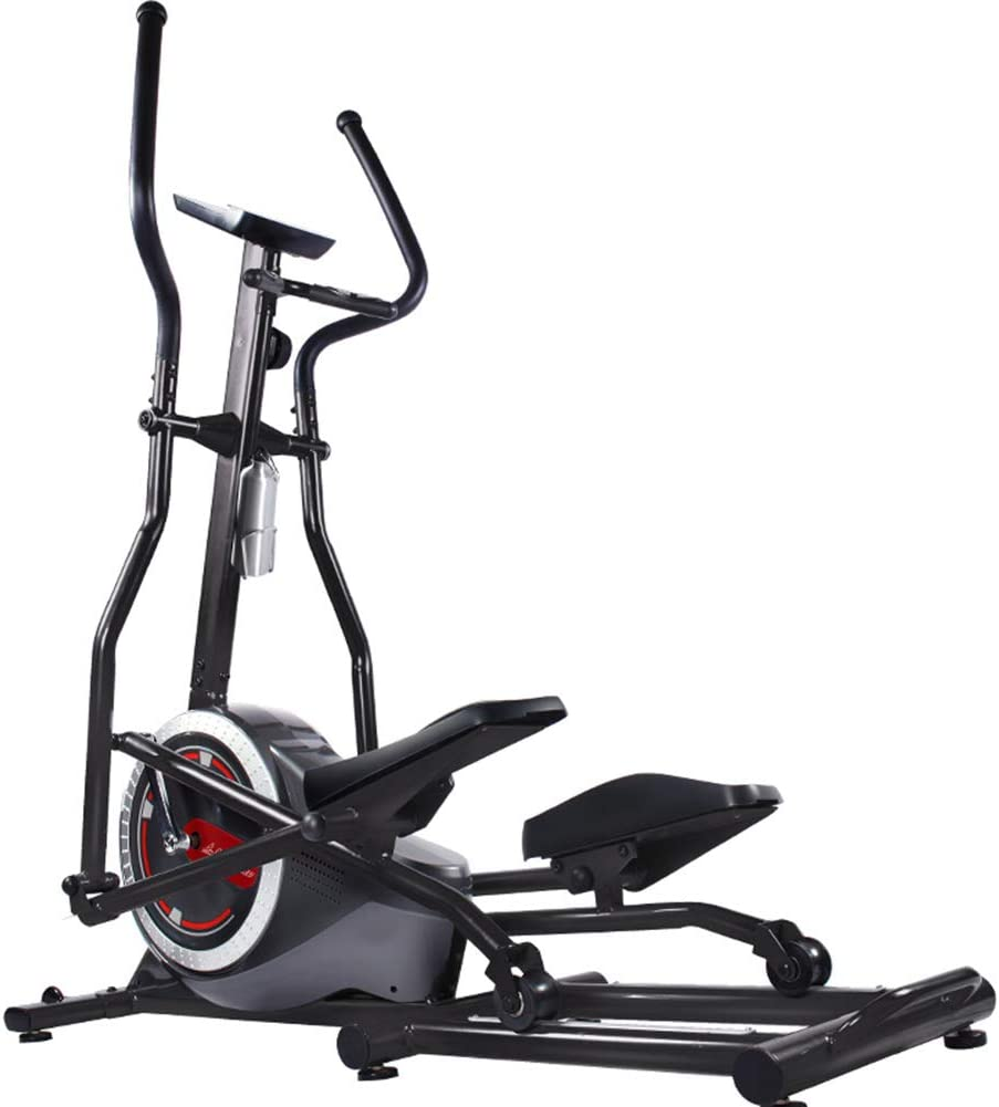 YXRPK Cross Trainer Bicicleta Elíptica Magnética, Volante ...