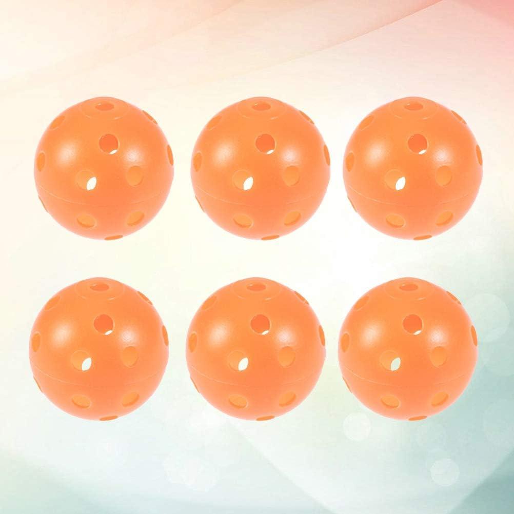 6pcs Pickle Ball Conjuntos de Bolas de Pickleball de tamaño ...