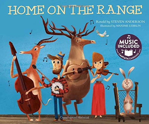 Home on the Range (Sing-along Science Songs)