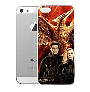 Light weight with strong PC plastic Case for iphone 4/4s iphone 4/4s/ Pop Culture Movies Hunger Games Gale & Cressida