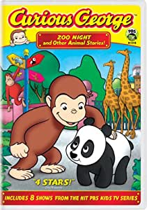 Curious George - Zoo Night & Other Animal Stories