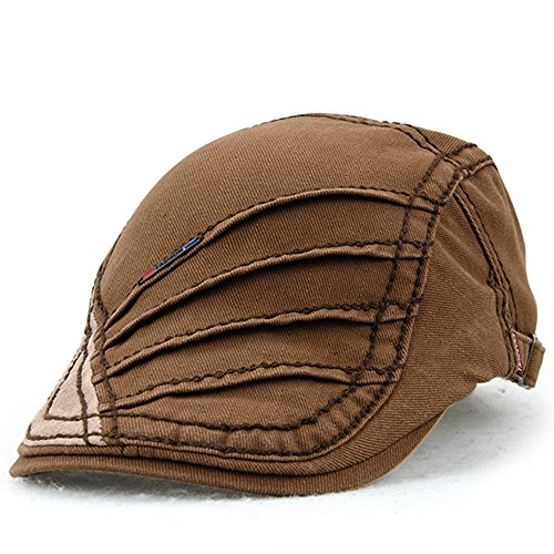 Sombreros sunscreen beanie sombreros B Brown hombre de retro Halloween visor anti B mujer outdoor tapas de Navidad sombreros marrón MASTER sombrero tOISw