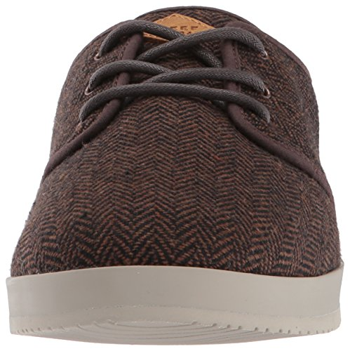 Herringbone Landis Men's Sneaker Reef Brown TX Fashion xgYTnHqw