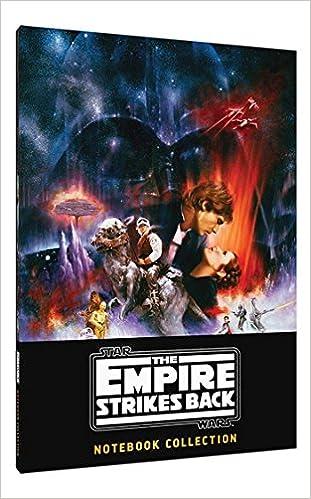 Star Wars: The Empire Strikes Back Notebook Collection por Lucasfilm Ltd epub