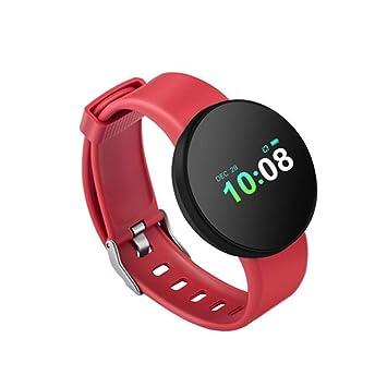 AUOKP Smart Watch Passometer Monitor de frecuencia cardíaca ...