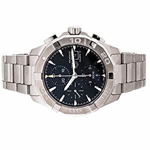 Tag Heuer Aquaracer automatic-self-wind mens Watch CAY2110.BA0925 (Certified Pre-owned)