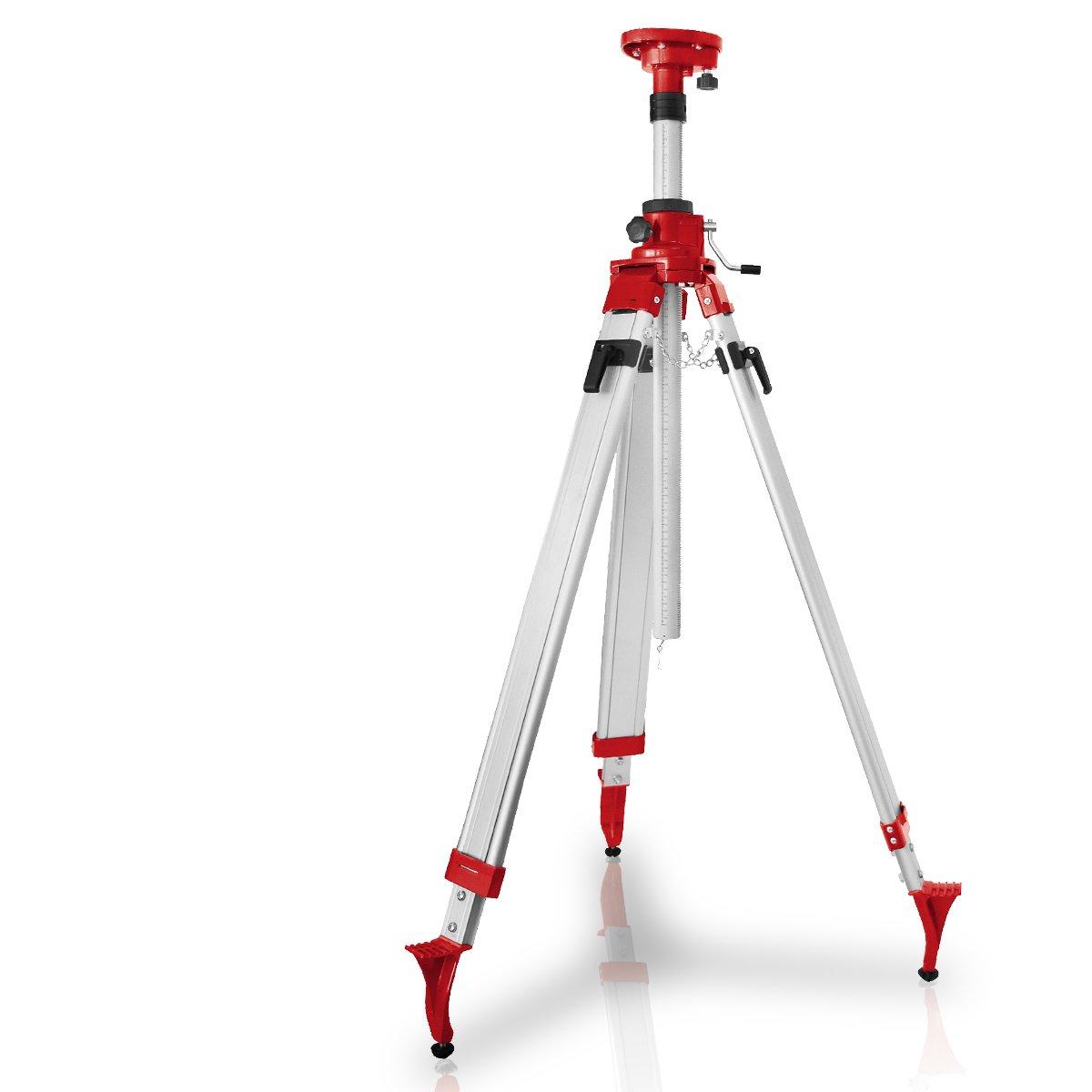 Berlan Kurbelstativ für Laser und Nivelliergeräte