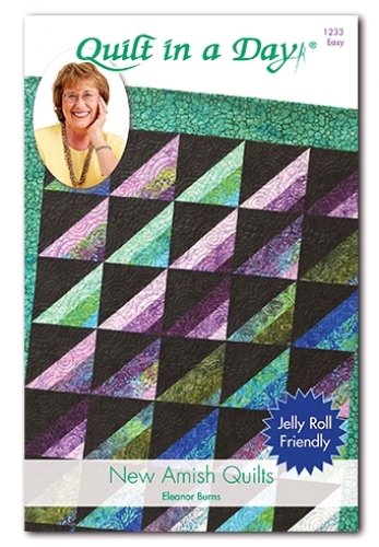- Quilt in a Day New Amish Quilts Pattern