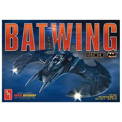 AMT AMT948/12 1/25 1989 Batman Batwing: Toys & Games