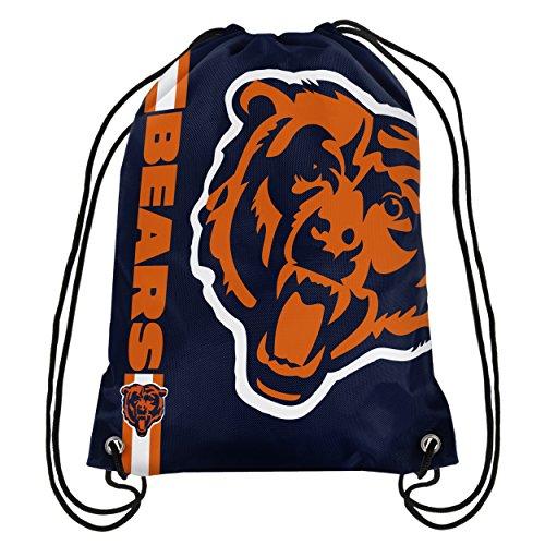 FOCO Chicago Bears Big Logo Drawstring (Chicago Bears Bear Logo)